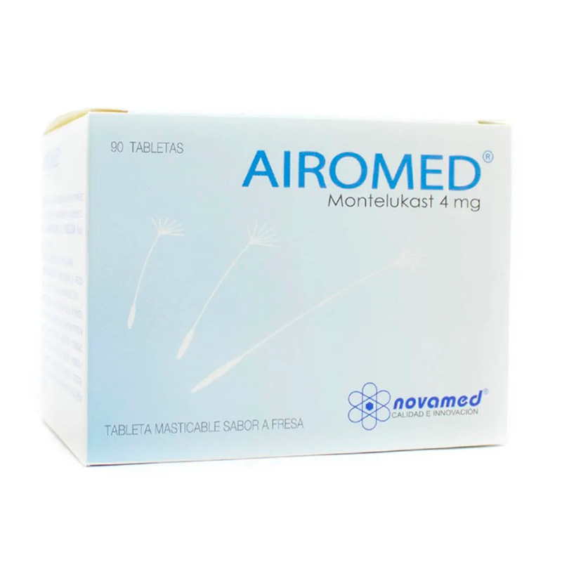 AIROMED 4MG X 90TAB.NM