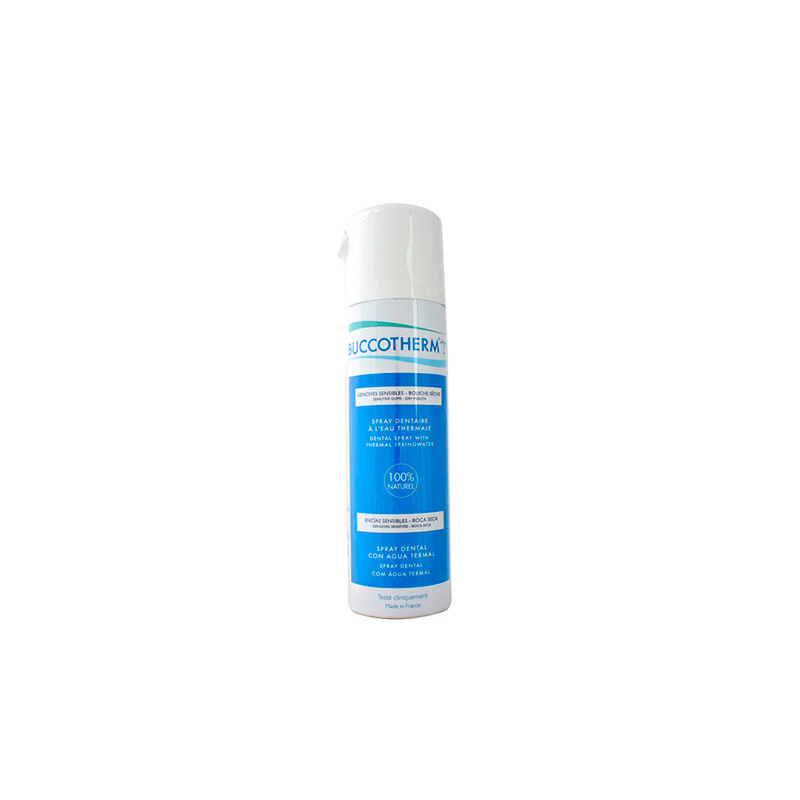 BUCCOTHERM SPRAY DENTAL X 200ML.EE