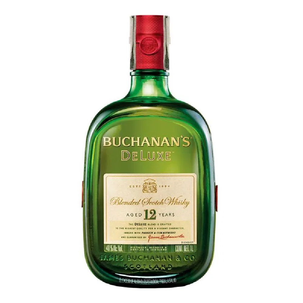BUCHANANS WHISKY DE LUXE X 1000 ML