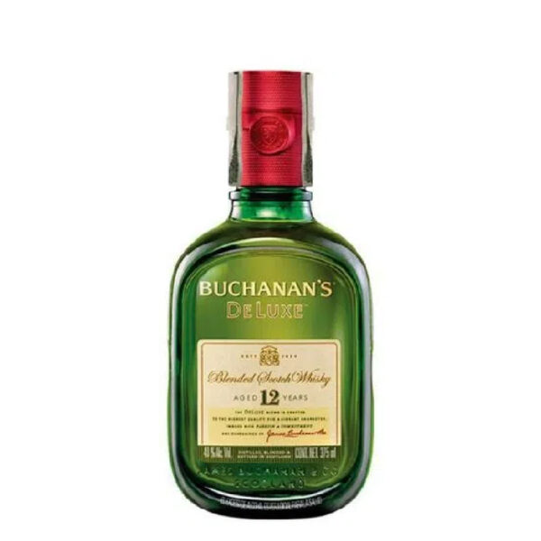 BUCHANANS WHISKY DE LUXE X 375 ML