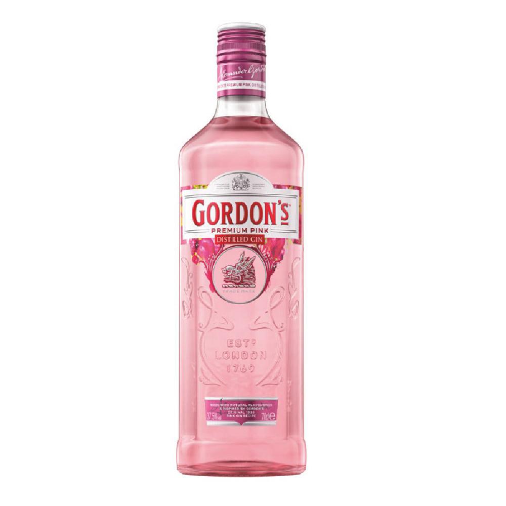 GORDONS PINK X 700 ML