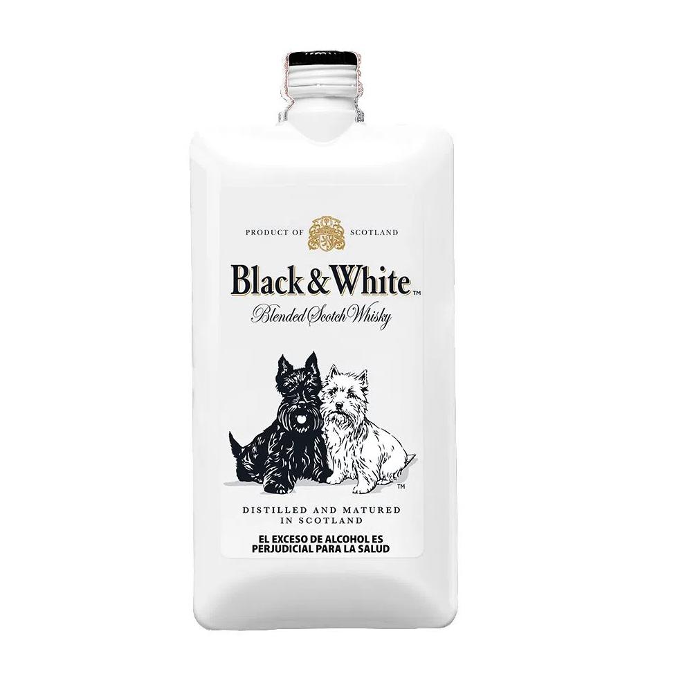 WHISKY BLACK Y WHITE X 200 ML