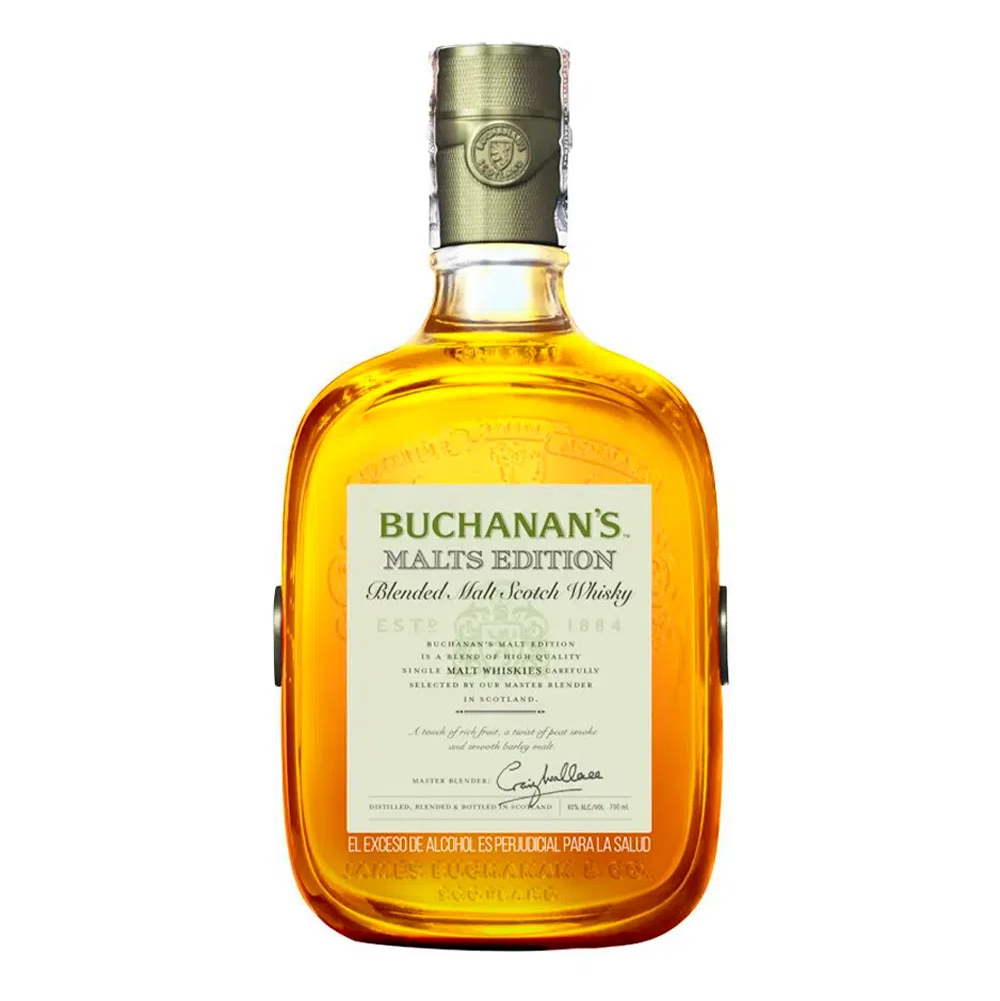 BUCHANNANS MALT EDITION X 750 ML