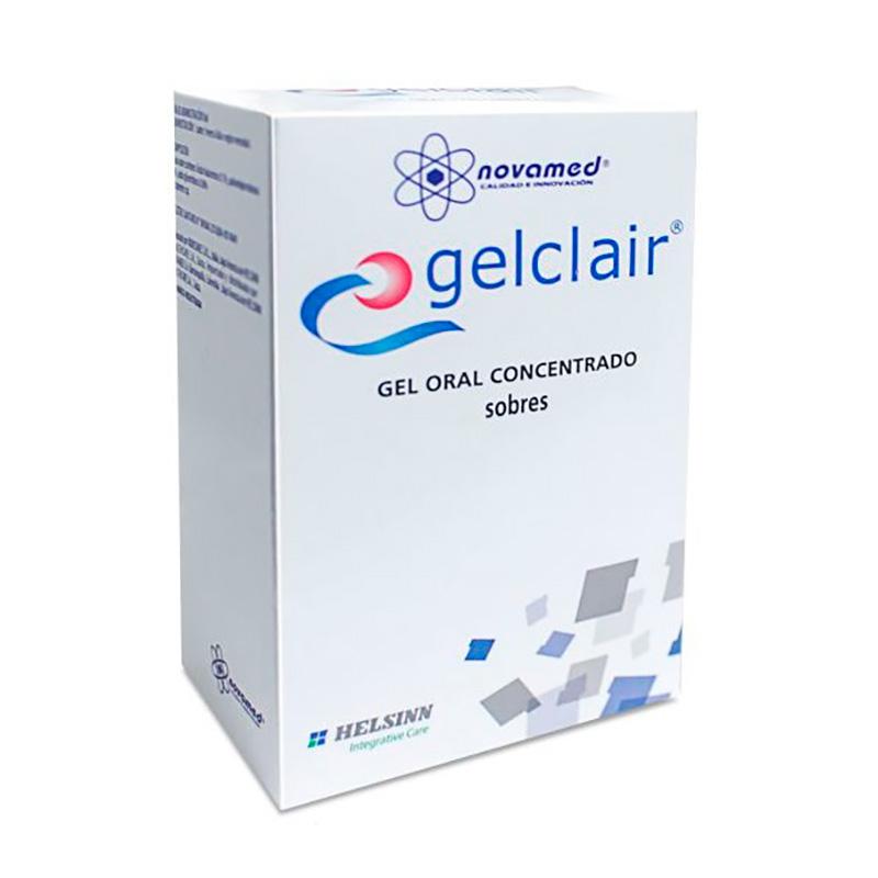 GELCLAIR GEL ORAL CONCENTRADO X 3SBS.NM