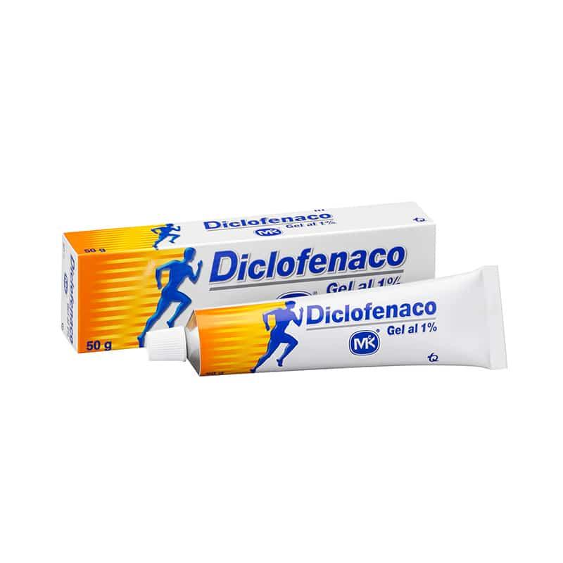DICLOFENACO 1.16% GEL X 50GR.MK