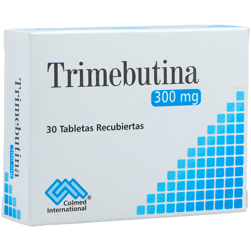 TRIMEBUTINA 300MG X 30TAB PC