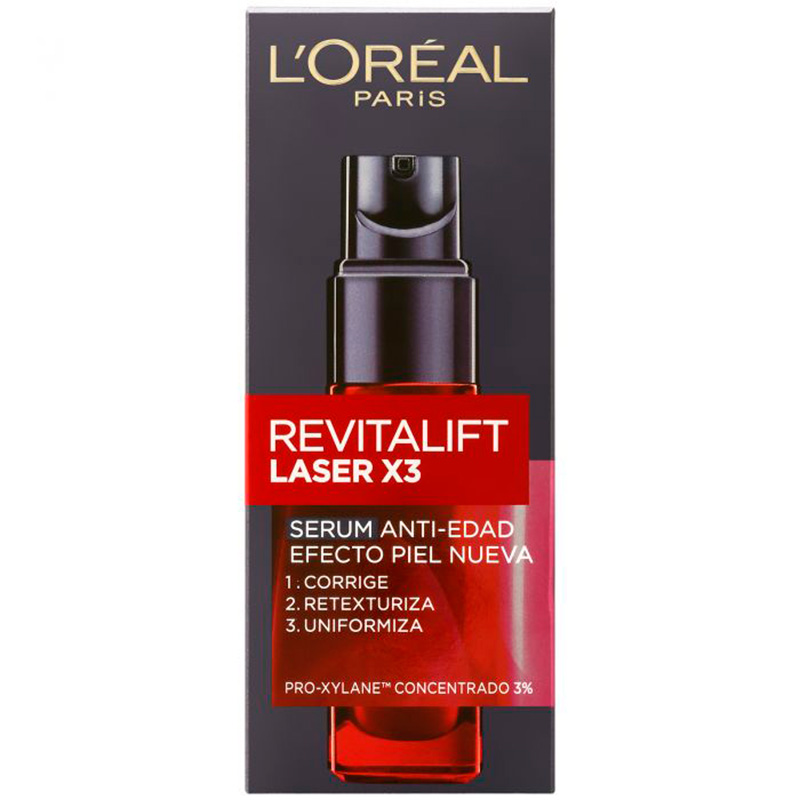 LOREAL REVITALIFT LASER X3 SERUM X 30ML