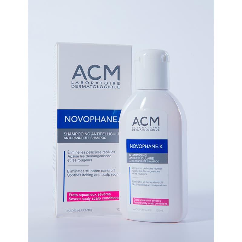 ACM NOVOPHANE K SHAMPOO  X 125ML.EP