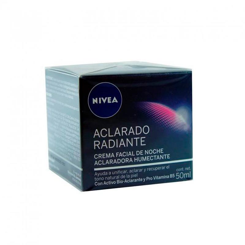 NIVEA CREMA ACLARADORA NOCHE 50 ML