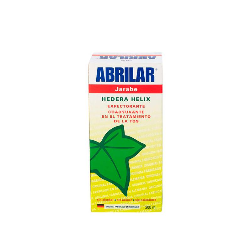 ABRILAR JARABE X 200MIL.SP