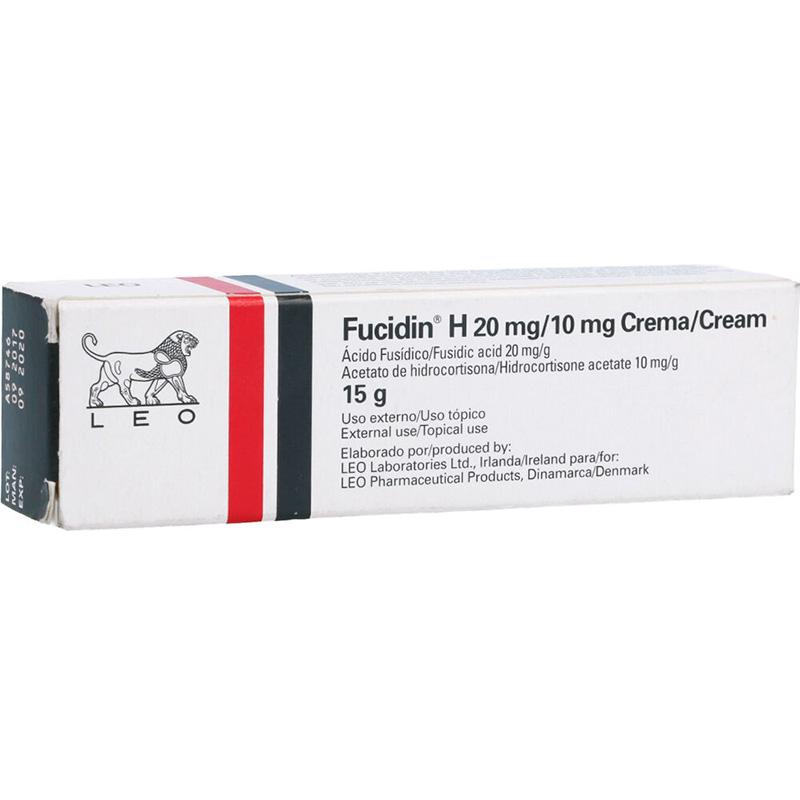 FUCIDIN H CREMA TBO X 15 GR.BIOPAS