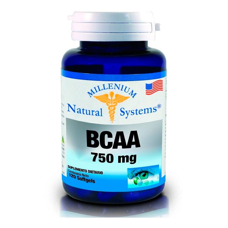 BCAA 750MG X 120CAP NS