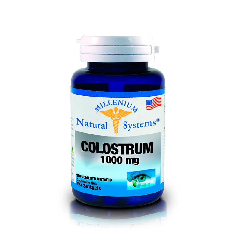NATURAL SYSTEMS COLOSTRUM 1000MG X 90CAP.NS
