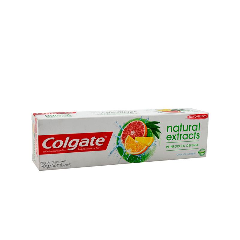 COLGATE CREMA NAT.EXTRACTS CITRUS EUCA.90G