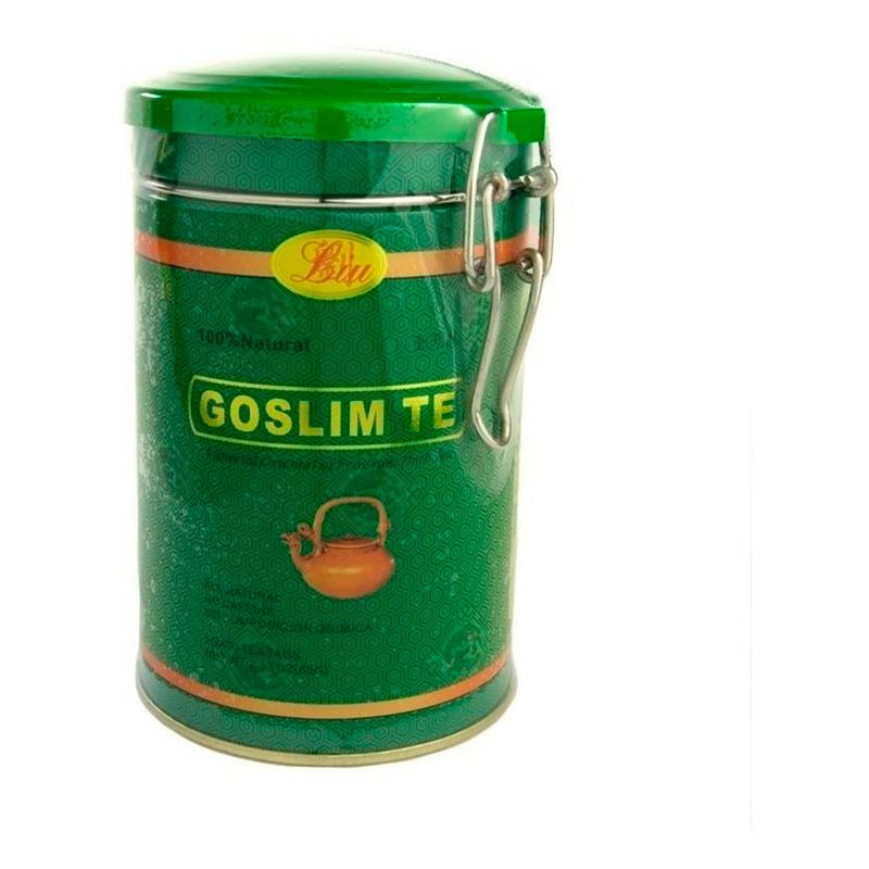 LIU GOSLIM TEA 60GR X 30BOLSAS DE TE.FT