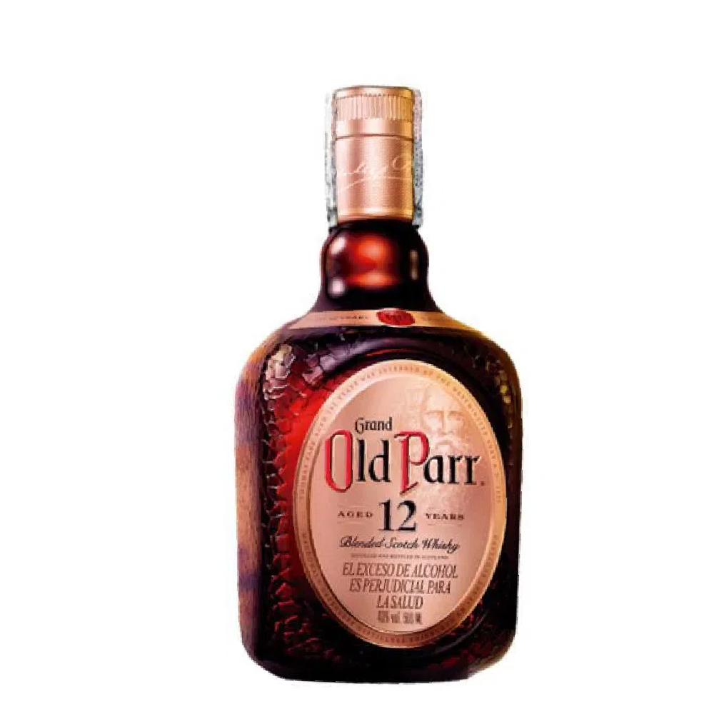 WHISKY OLD PARR X 500 ML
