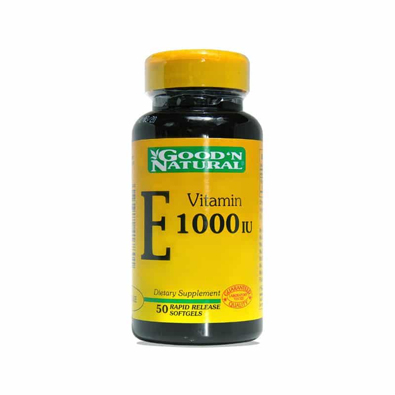 VITAMIN E 1000UI 50TAB GN
