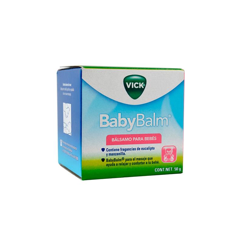 VICK BABYBALM X 50GR.PGC