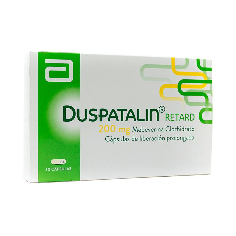 DUSPATALIN RETARD X 30CAP.LF