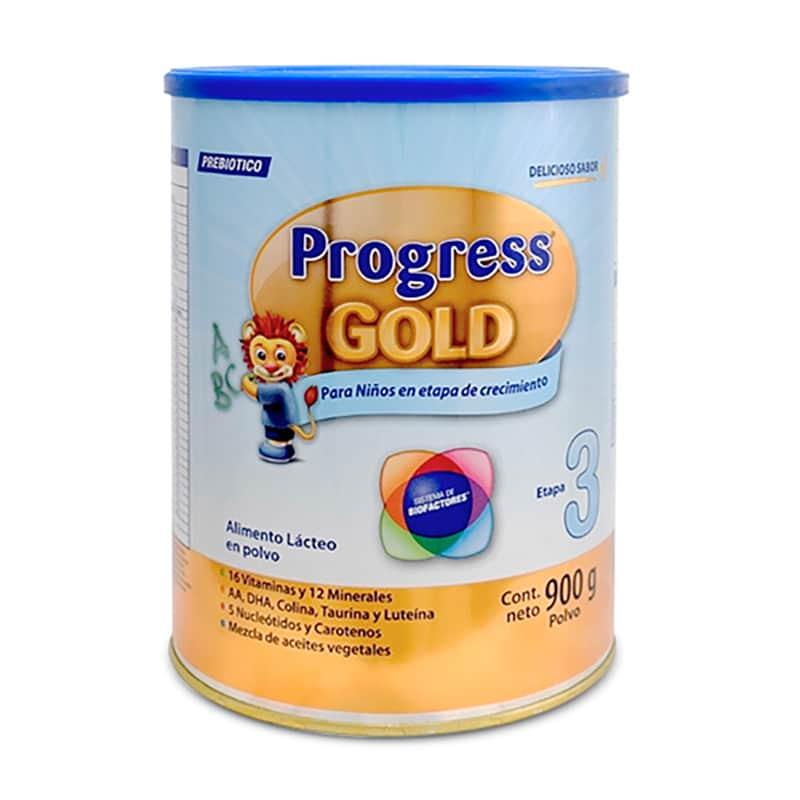 PROGRESS GOLD 3 X 900GR.AP