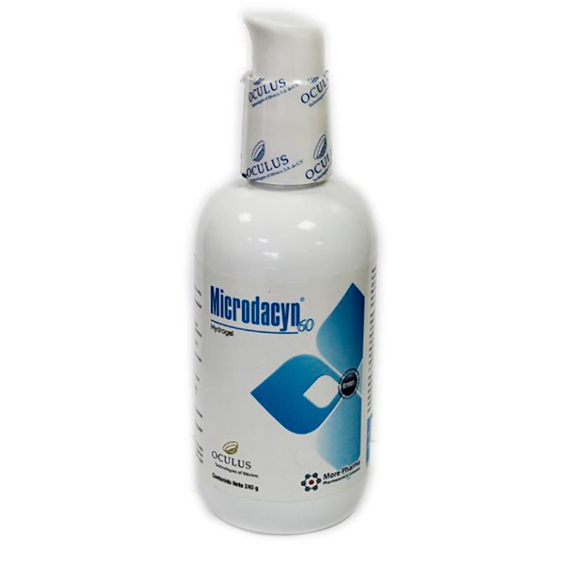 MICRODACYN 60 HYDROGEL X 240GR