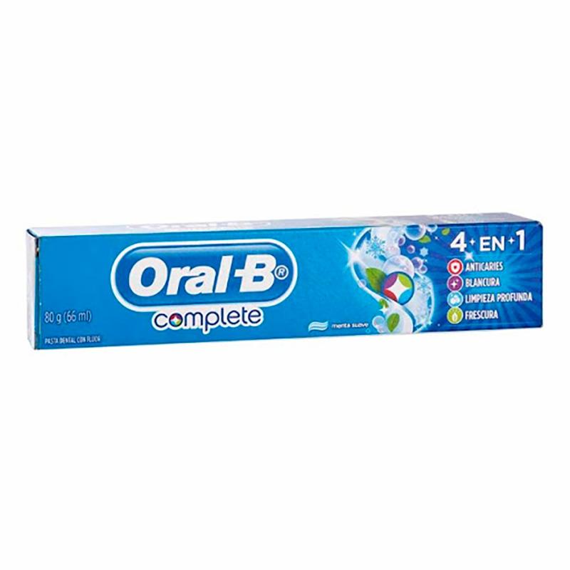 CREMA DENTAL ORAL-B COMPLETE 50 ML P&G