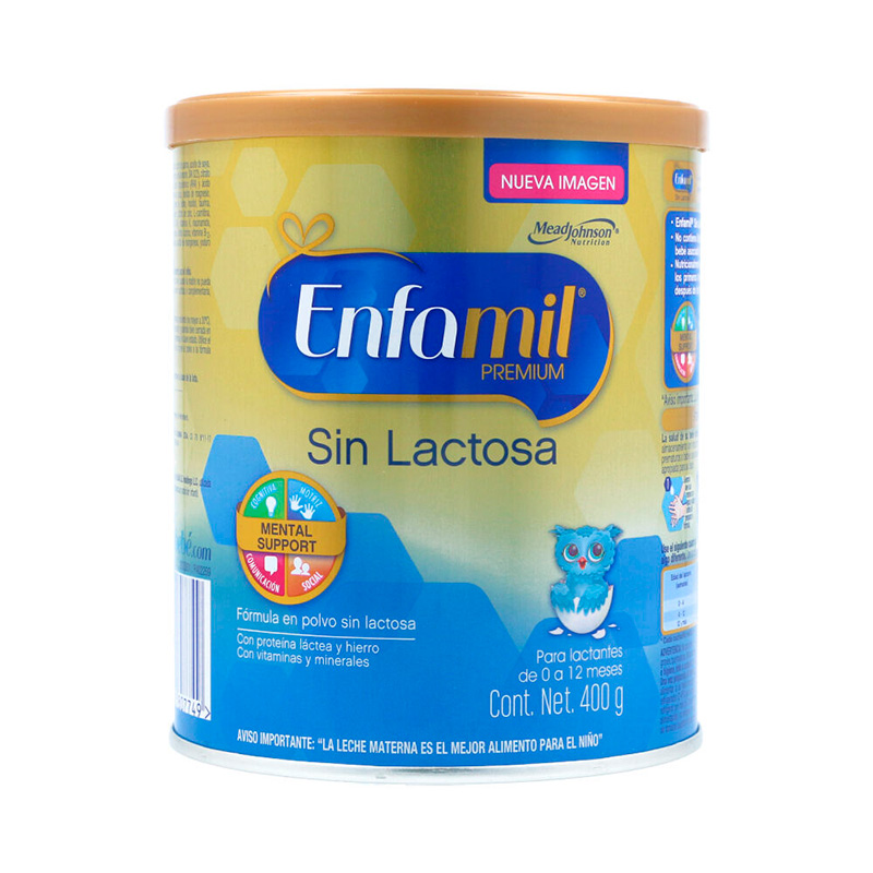 ENFAMIL PREMIUM SIN LACTOSA X 400GR.MJN
