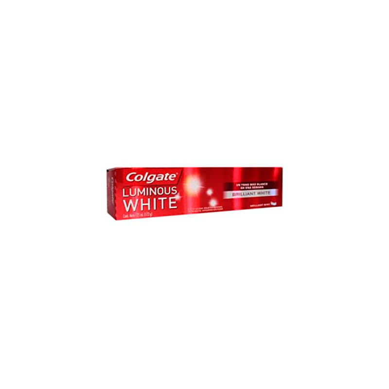 COLGATE LUMINOUS WHITE X 50ML.CP