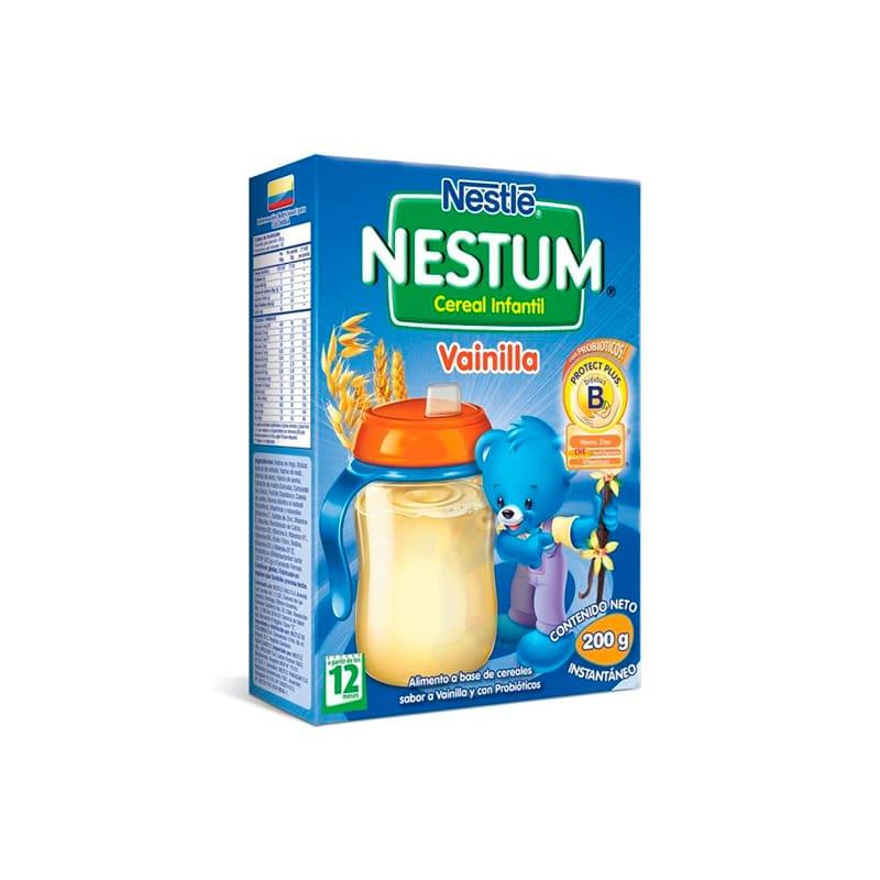 NESTUM CEREAL VAINILLA X 200GR.NT
