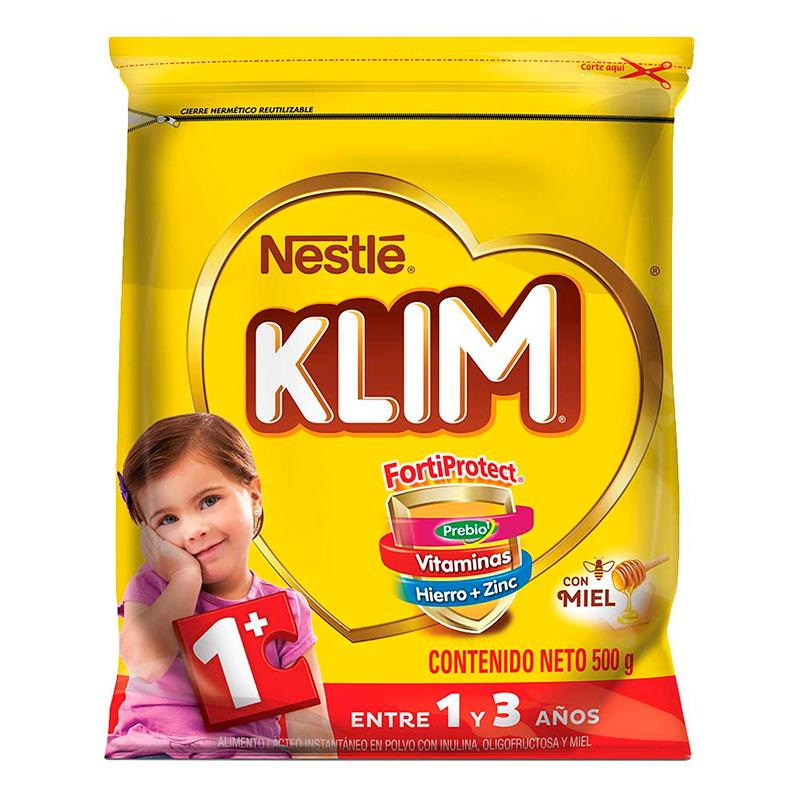 KLIM 1+ MIEL X 500GR.NT