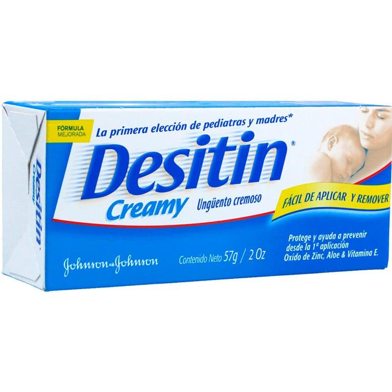 DESITIN CREAMY UNGUENTO CREMOSO X 57GR.J&J