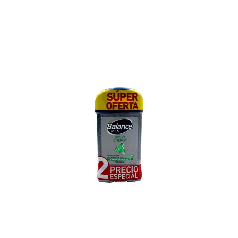 2 DTE BALANCE GEL SPORT ENERGY 102GR HC
