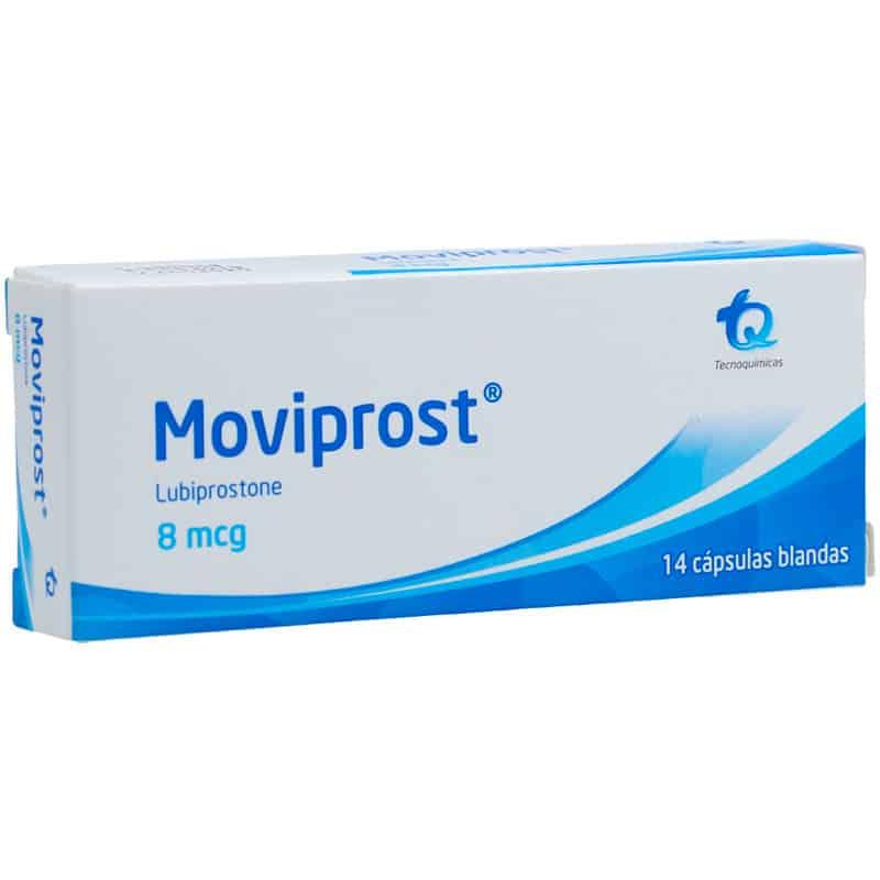 MOVIPROST 8MCG X 14CAP.BLN.MK