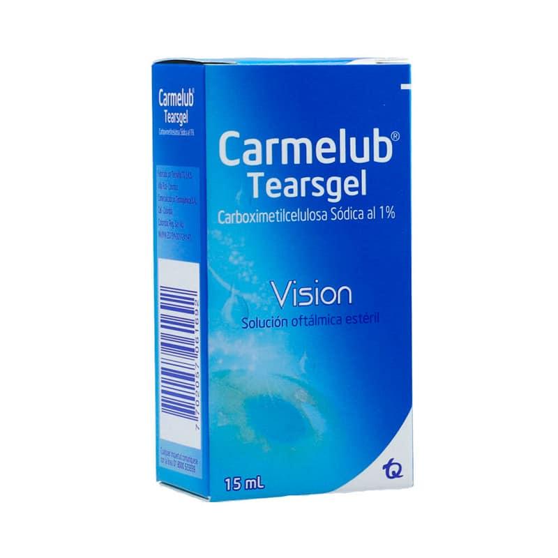 CARMELUB TEARSGEL 1% FCO X 15ML.MK