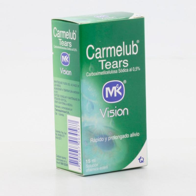 CARMELUB TEARS X 15ML TQ