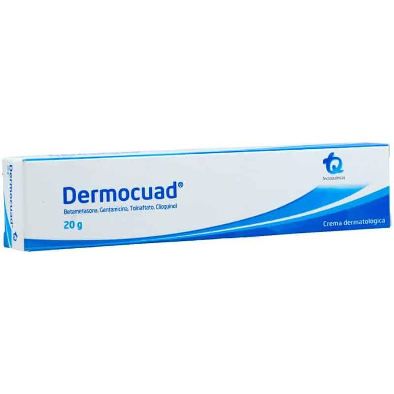 DERMOCUAD CREMA X 20GR.MK