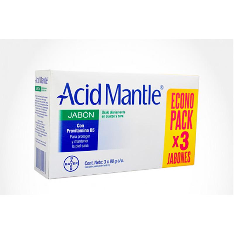 ACID MANTLE ECONOPACK 3JAB.X 90GR.BY