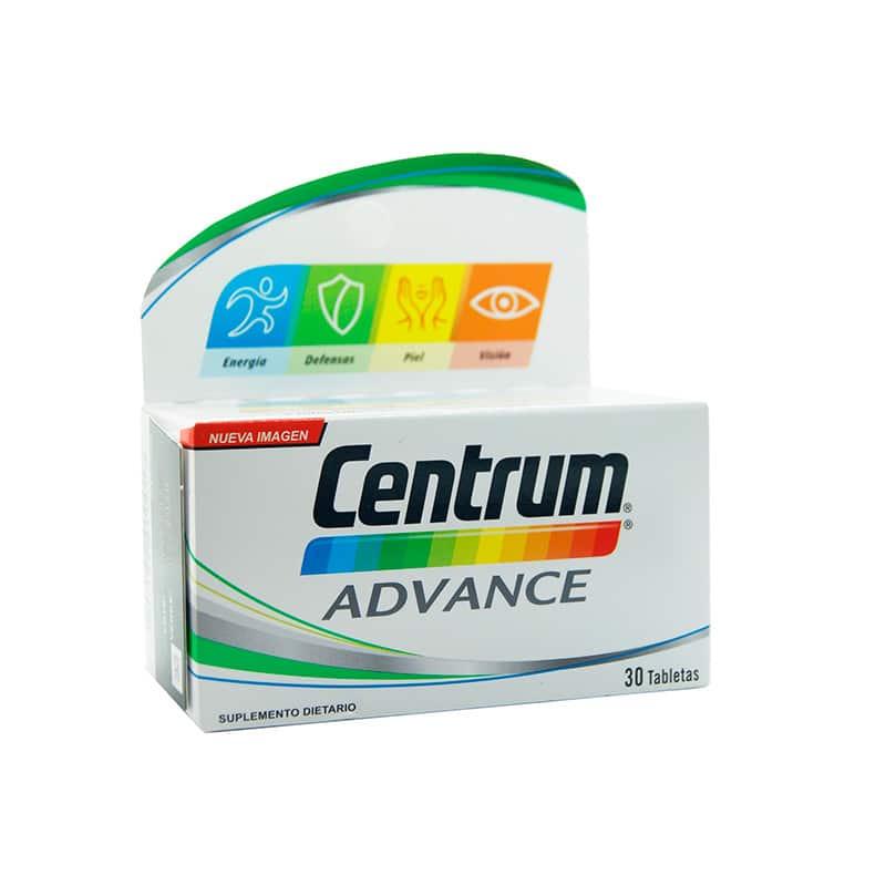 CENTRUM ADVANCE X 30TAB.PF
