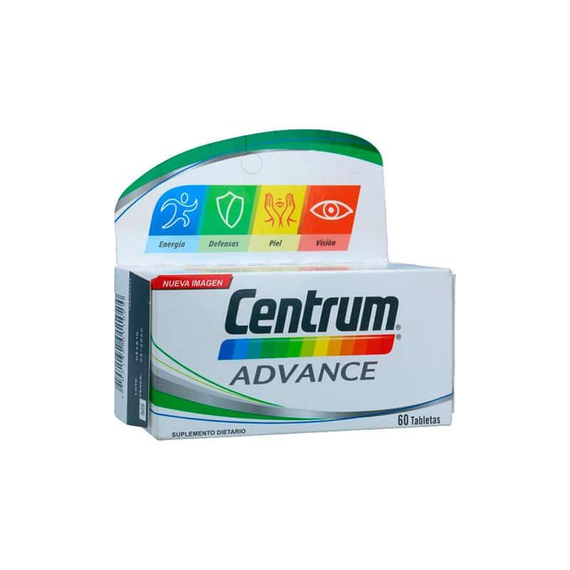 CENTRUM ADVANCE X 60TAB.PF