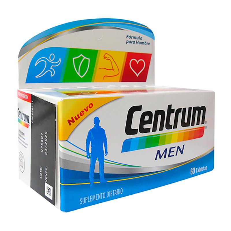 CENTRUM MEN X 60TAB PF