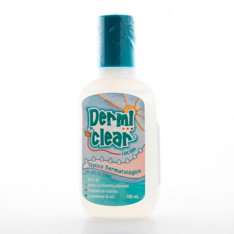 DERMI CLEAR LOCION 100 ML   EC