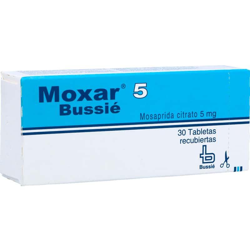 MOXAR 5MG X 30TAB.BSS
