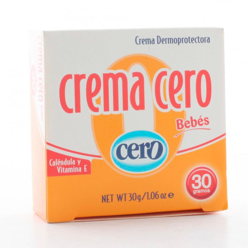 CREMA CERO CALENDULA 30 GR