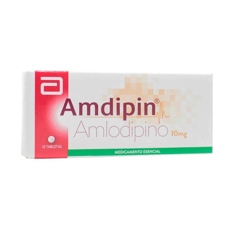 AMDIPIN 10MG X 10TAB LF