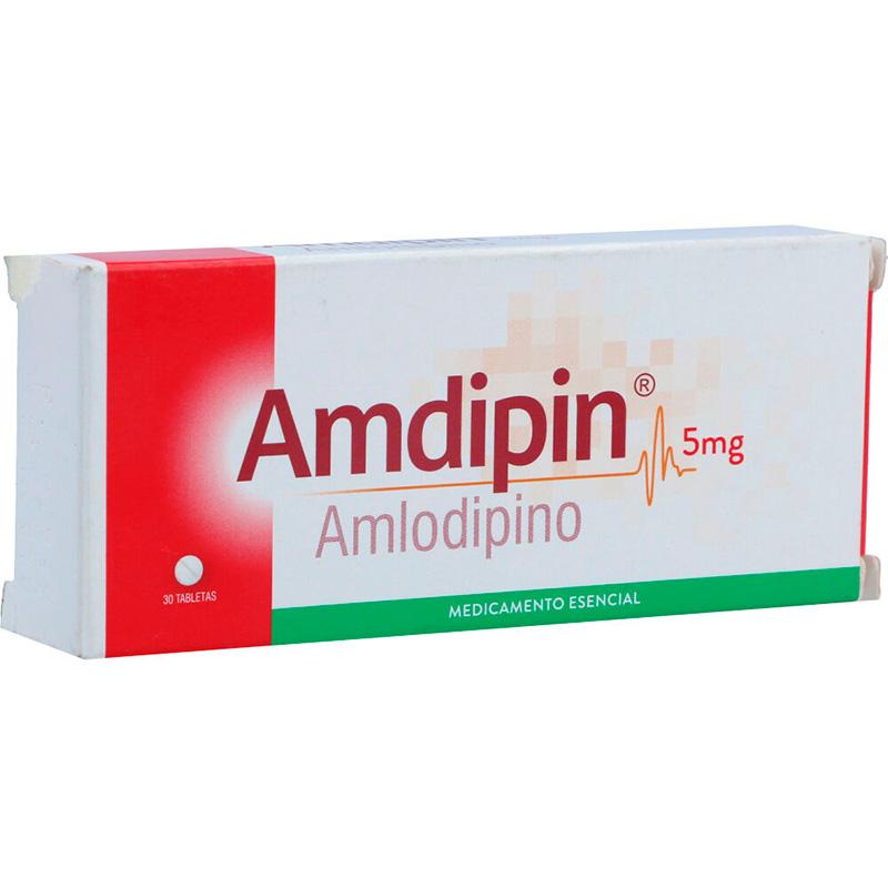 AMDIPIN 5MG X 30 TAB.