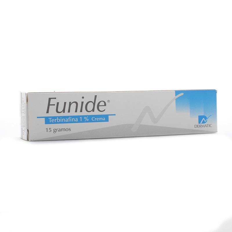 FUNIDE 1% CREMA 15 GR LF