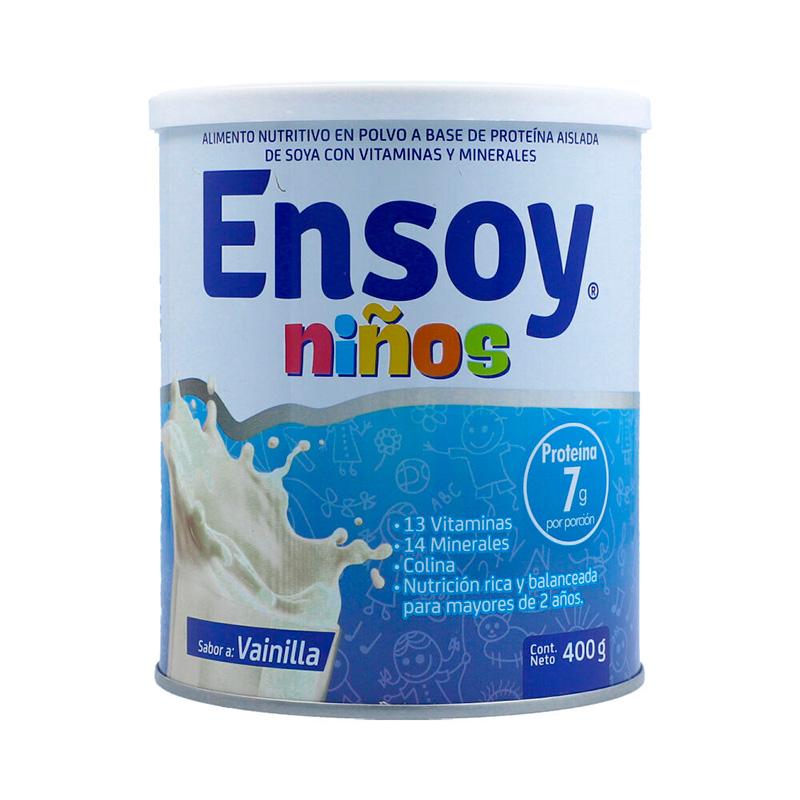 ENSOY NIÑOS VAINILLA X 400GR.LF