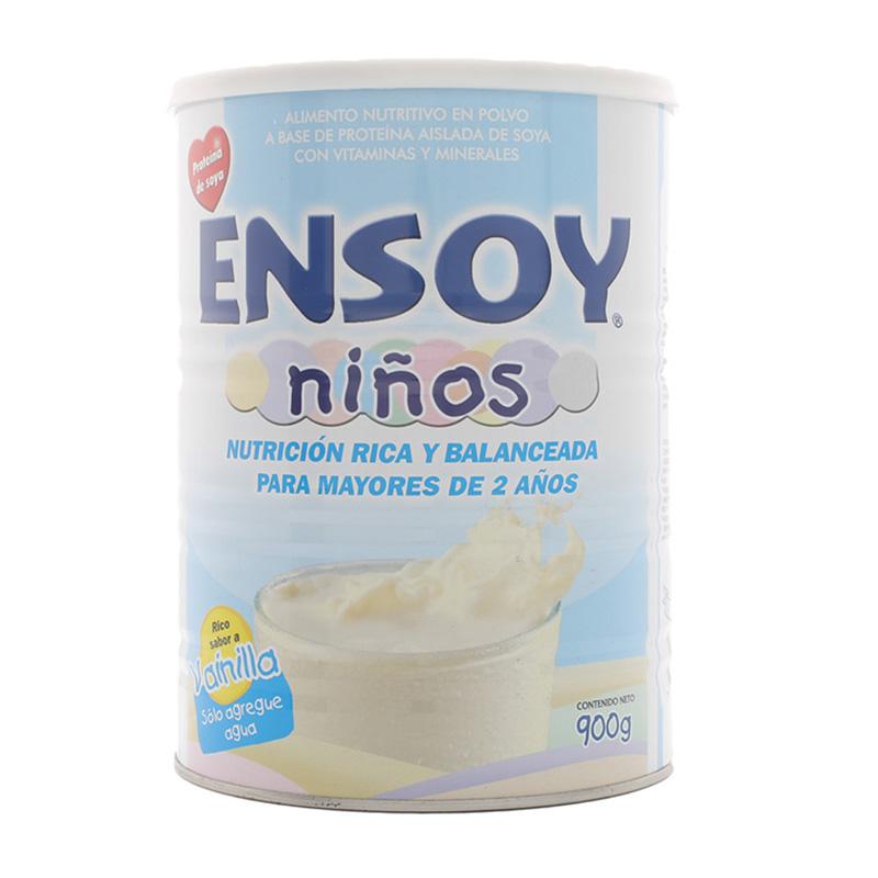 ENSOY NINOS VAINILLA X 900GR LF