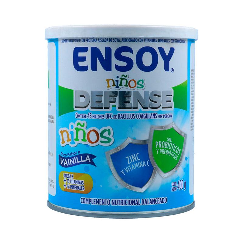 ENSOY NINOS DEFENSE VAINILLA 400 GR