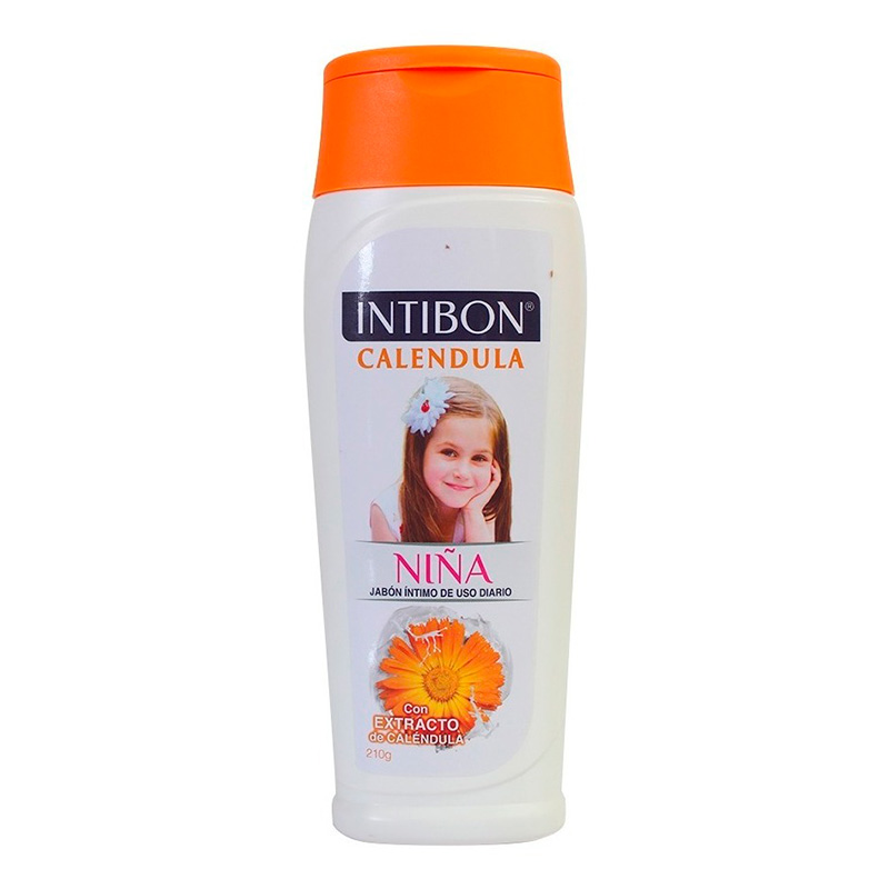INTIBON CALENDULA NIÑA X 210GR.LF